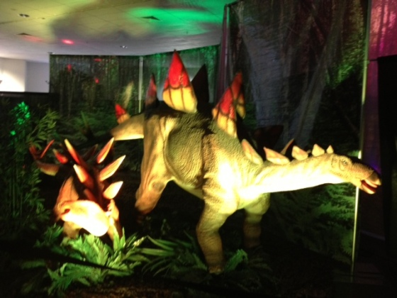 Dino show 1